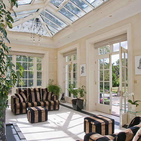 Underfloor Heating Is The Perfect Choice For Heating An Orangery